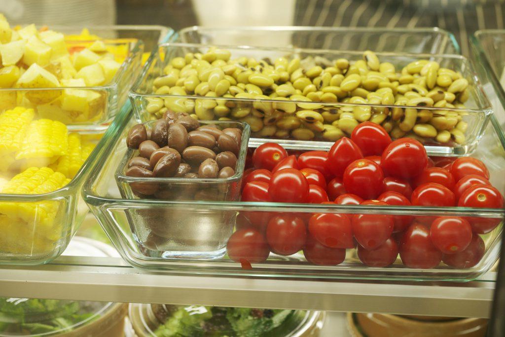 サウージヴェルジ 選べるサラダのトッピング